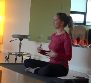 carol teaching yin